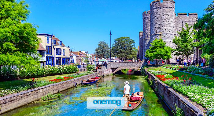 Cosa vedere a Canterbury, veduta