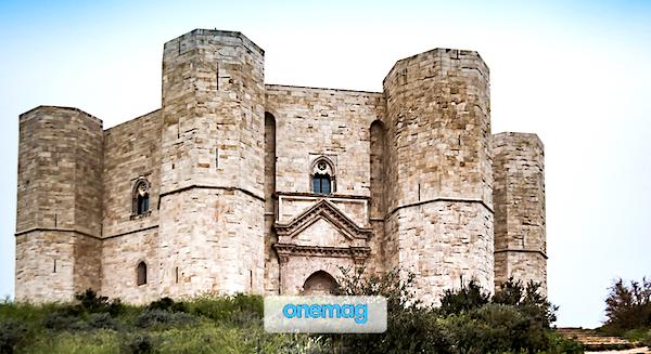 I più belli castelli d'Italia, Castel del Monte, Andria