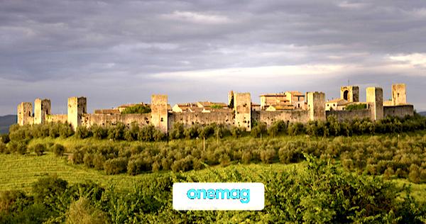 I castelli più belli d'Italia, Castel Monteriggioni
