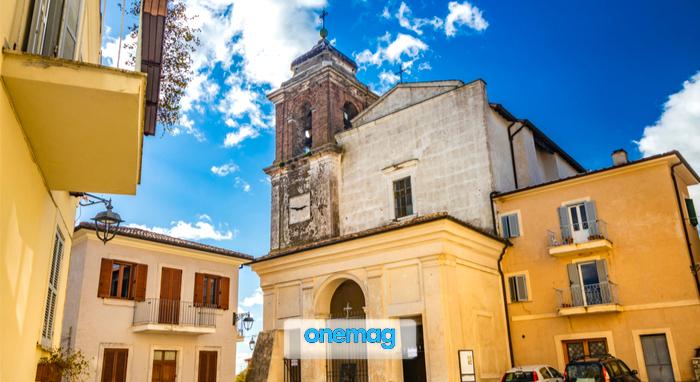 Cosa vedere a Castel San Pietro Romano, chiesa
