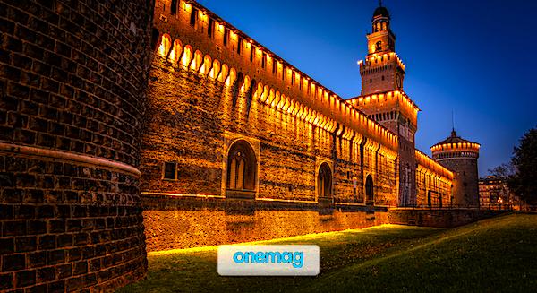 I più belli castelli d'Italia, Castello Sforzesco di Milano