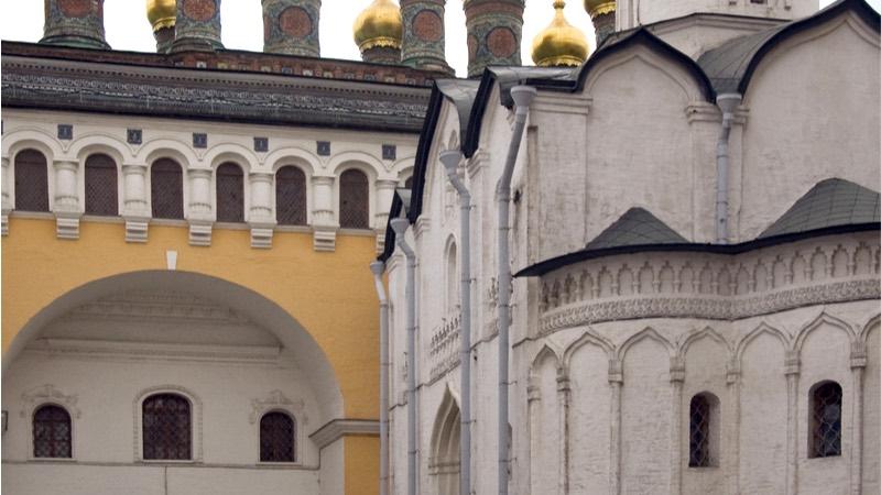 Cosa vedere al Cremlino, la Chiesa della deposizione della veste