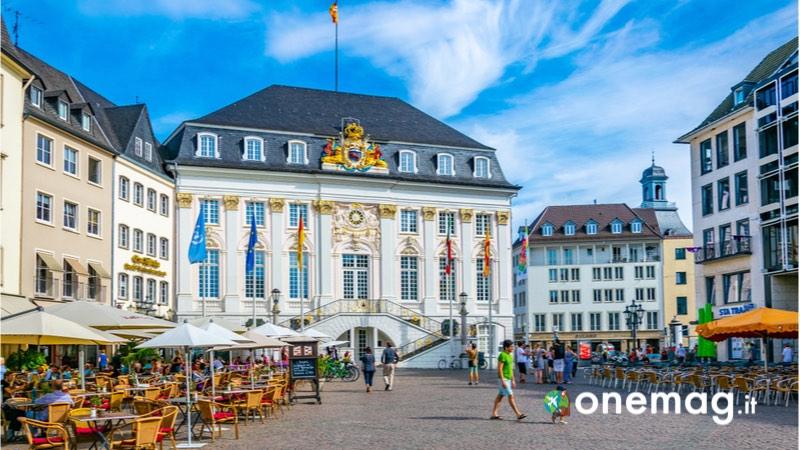 Cosa vedere a Bonn, il Altes Rathaus, il Municipio vecchio