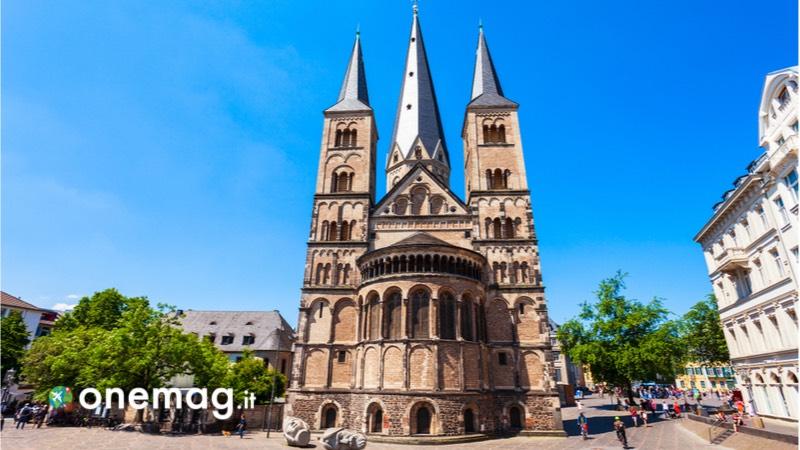 Cosa vedere a Bonn, la Basilica di San Cassio e Fiorenzo