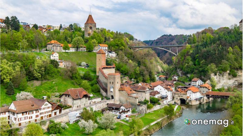 Cosa vedere a Friburgo in Svizzera, Quartier de l'Auge