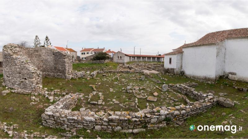 Cosa vedere a Sintra, Museo Archeologico di São Miguel de Odrinhas