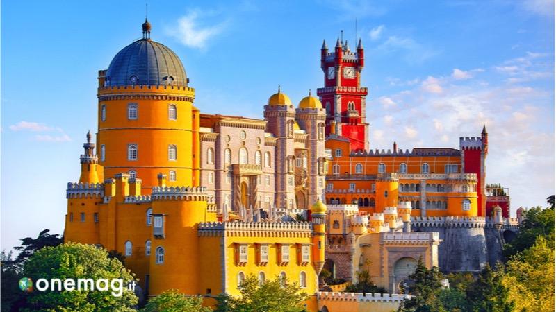 Cosa vedere a Sintra, il Palácio Nacional de Sintra