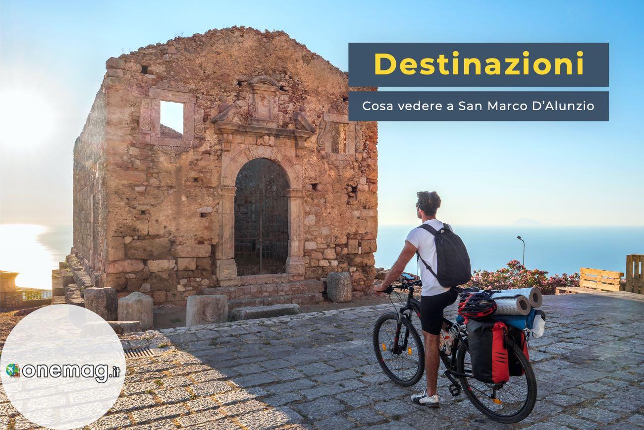 Cosa vedere a San Marco d'Alunzio in Sicilia