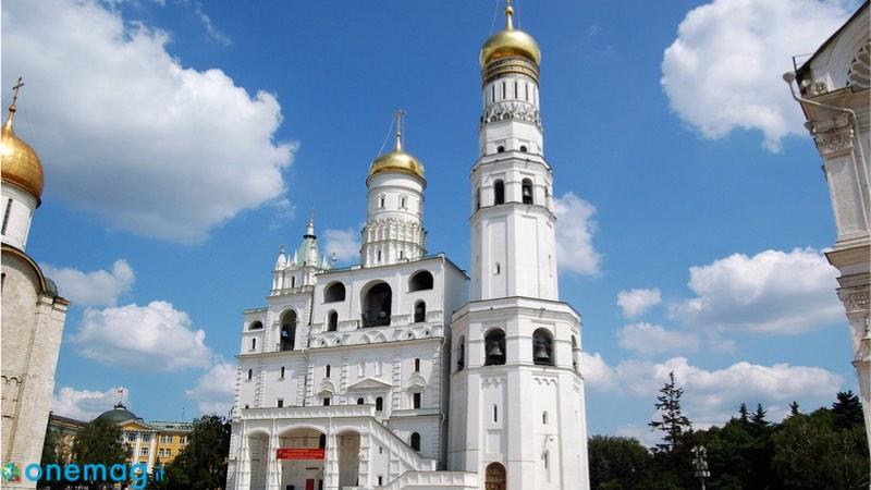 Il Cremlino di Mosca, Campanile di Ivan il Grande