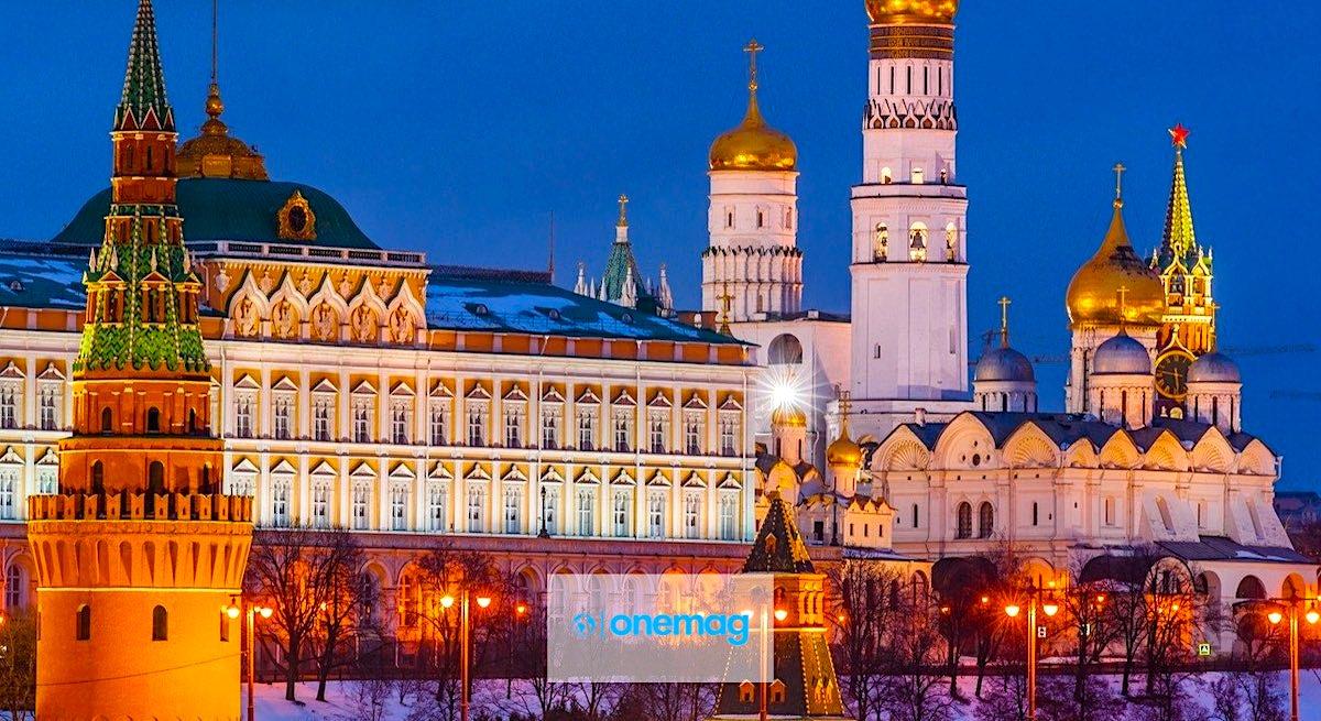 Guida turistica del Cremlino, Mosca