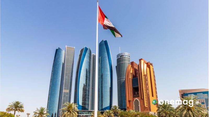 Abu Dhabi, Etihad Towers