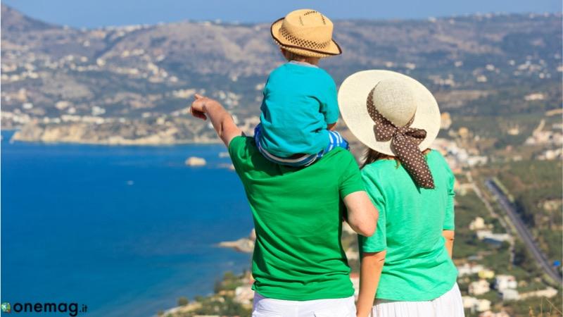 Vacanze con famiglia