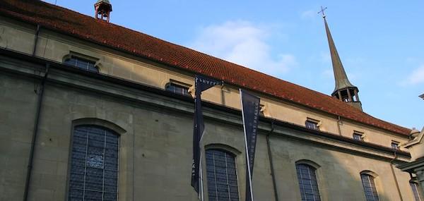 Cosa vedere a Friburgo, Chiesa dei Frati Minori Conventuali