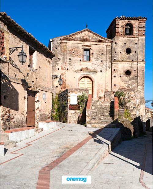 Cosa vedere a Gallicianò, Chiesa di San Giovanni Battista