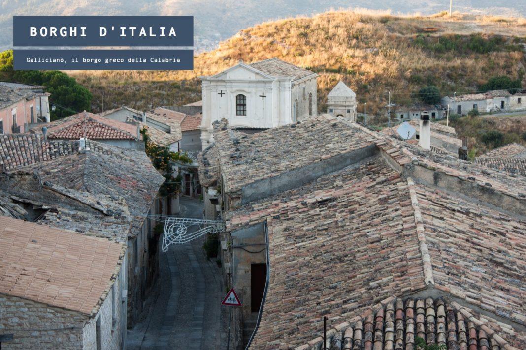 Gallicianò, il borgo greco della Calabria