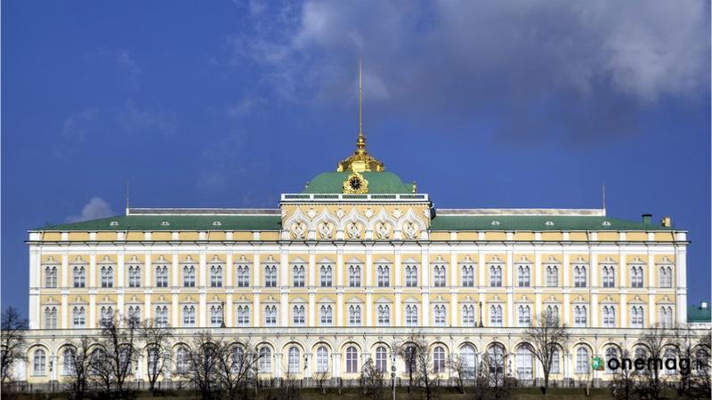 Il Cremlino di Mosca, Gran Palazzo del Cremlino