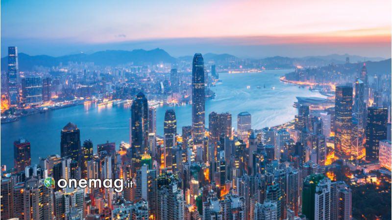 Sette città da visitare, Hong Kong
