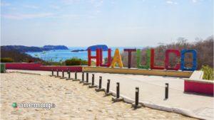 Panorama da Huatulco