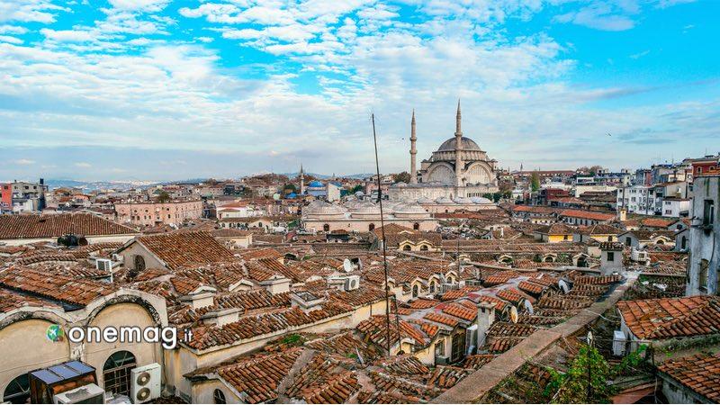 Sette città da visitare, Istanbul