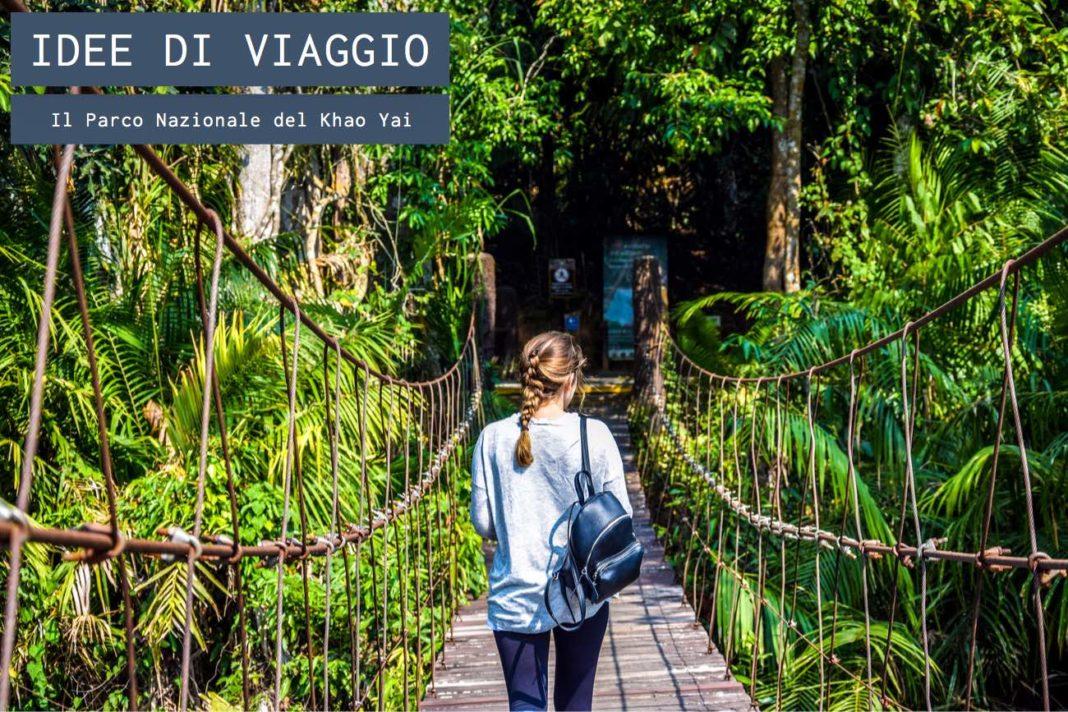 Parco Nazionale Khao Yai, in Thailandia