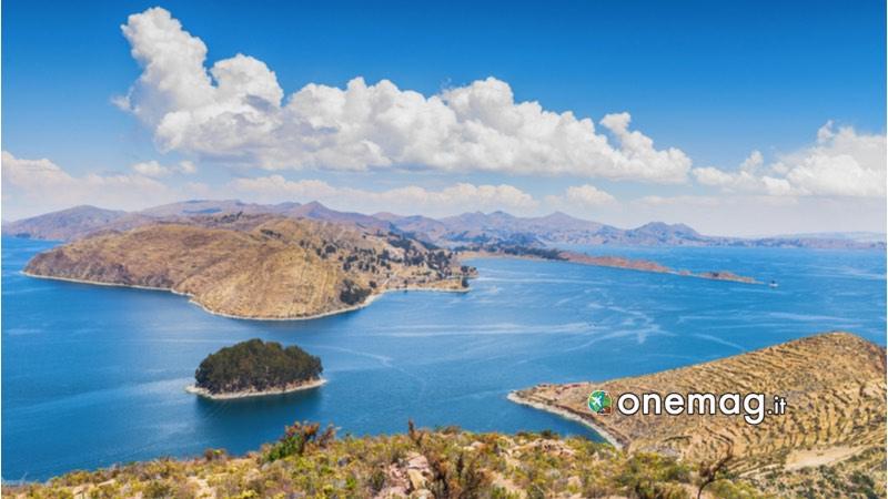 Lago Titicaca, Perù e Brasile