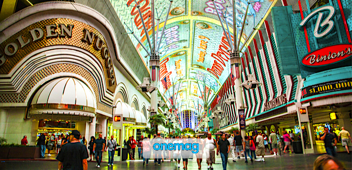 Cosa vedere a Las Vegas, Freemont Street