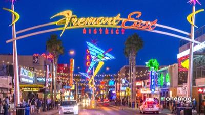 Las Vegas, Freemont Street