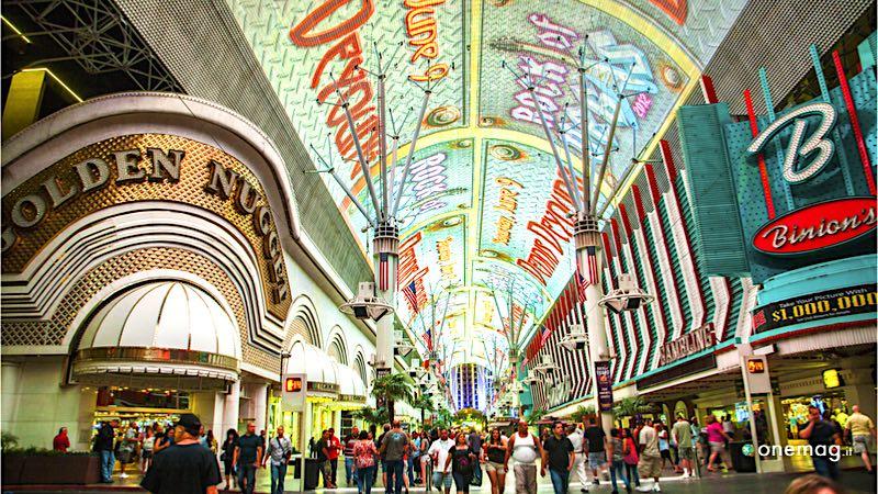 Csoa vedere a Las Vegas