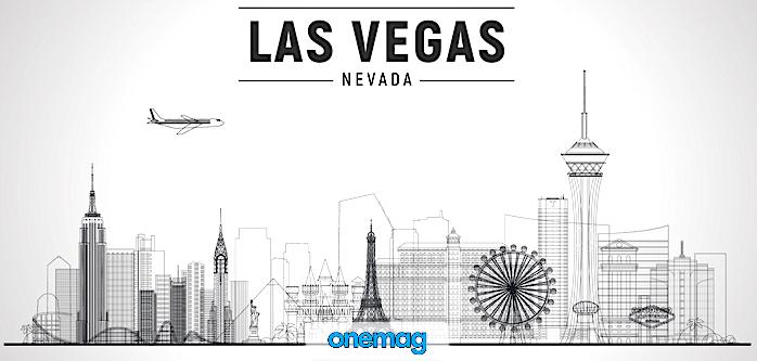 Cosa vedere a Las Vegas, illustrazione storica