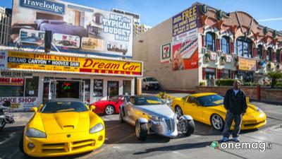 Noleggiare l'auto a Las Vegas