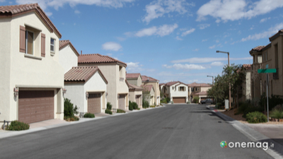 Periferia di Las Vegas