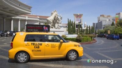 Muoversi in taxi a Las vegas