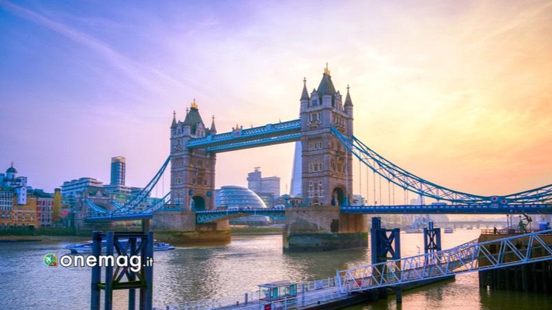 Sette città da visitare, Londra