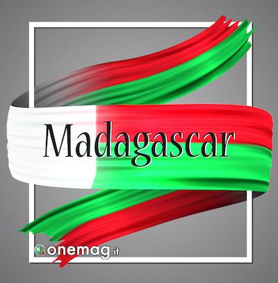 Guida del Madagascar, bandiera