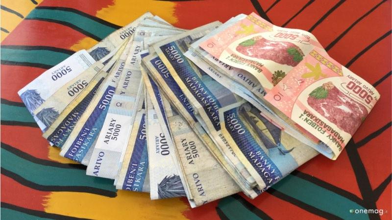 Guida del Madagascar, valuta locale