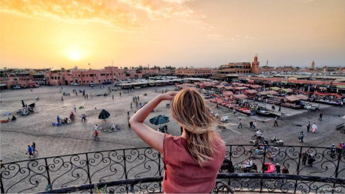 Marrakech, Djeema El Fna