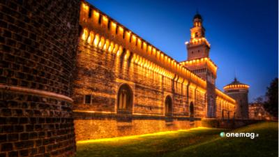 I piu bei castelli d'Italia