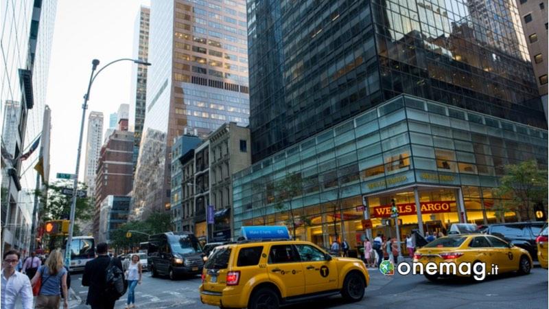 Sette città da visitare, New York