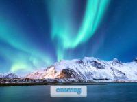 La notte polare della Norvegia, lo spettacolo naturale