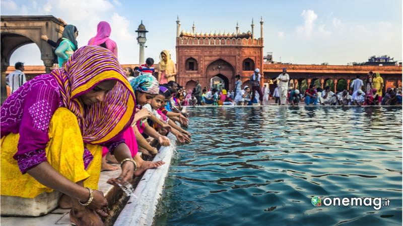 Nuova Delhi, Jama Masjid