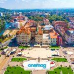 Oradea, l'elegante città della Romania