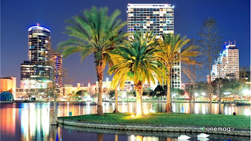 Orlando, downtown