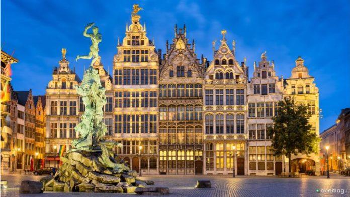 Anversa,Grote Markt
