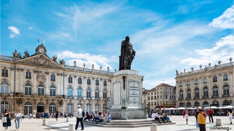 Le 10 piazze più belle del mondo, Place Stanislas a Nancy