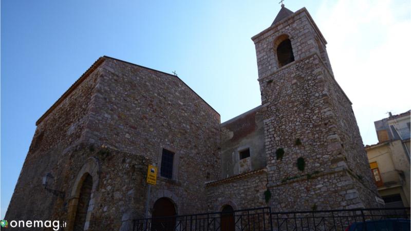 Cosa vedere a San Marco d'Alunzio, Castello e Chiesa di San Marco