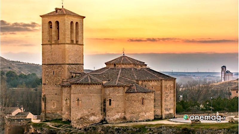 Segovia, Iglesia de Vera Cruz
