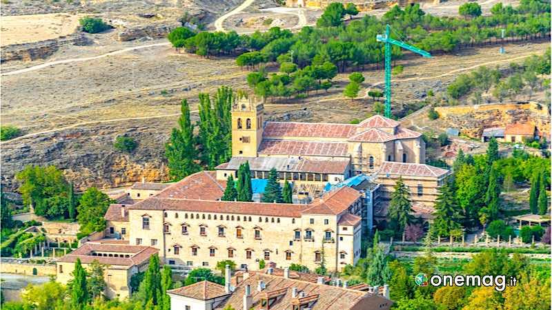 Segovia, Monasterio de Santa Maria del Parral