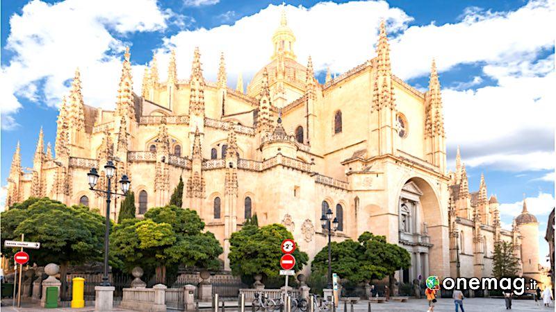 Segovia, Cattedrale