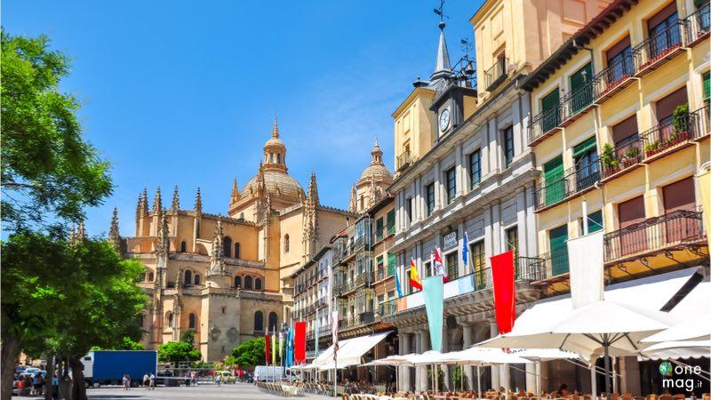 Cosa vedere a Segovia