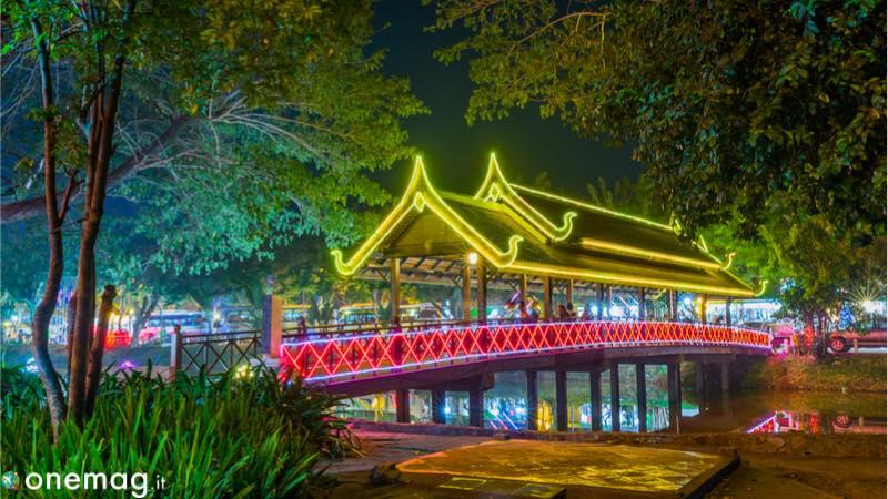Cosa vedere a Siem Reap, Ponte del Vecchio Mercato